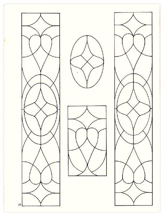 Decorative Doorways Stained Glass - 24 (530x700, 148Kb)