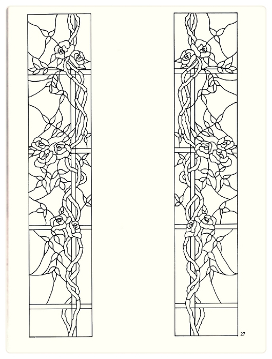 Decorative Doorways Stained Glass - 27 (530x700, 163Kb)