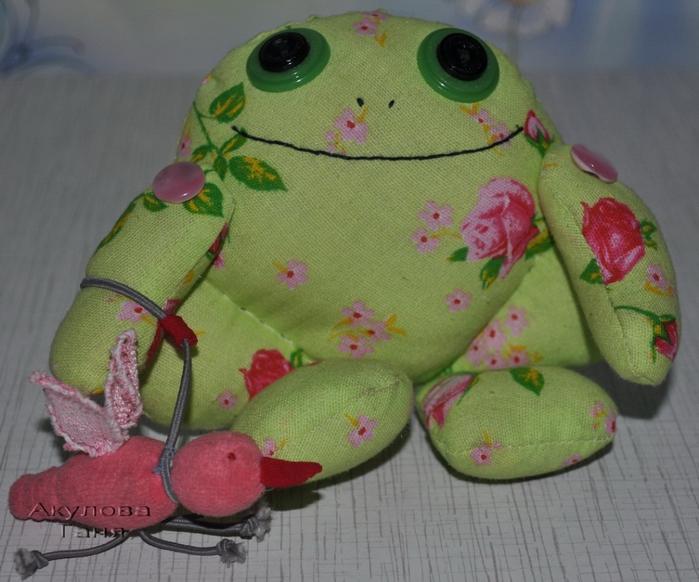 лягушка (700x582, 283Kb)
