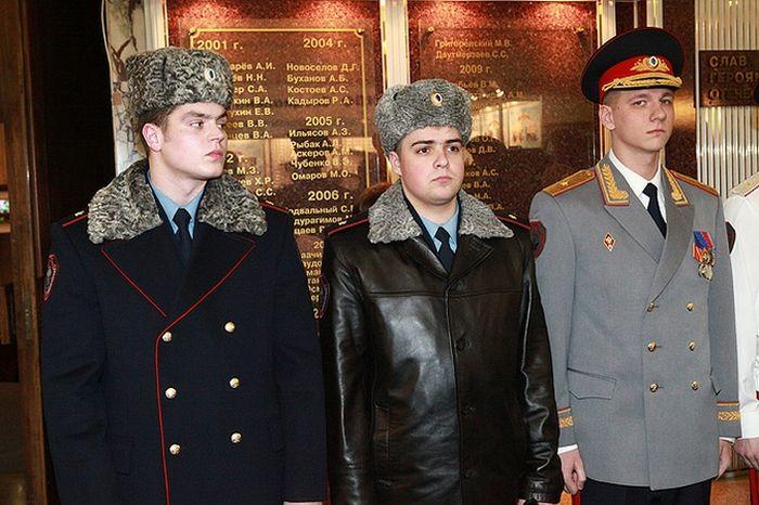 Новая форма российских полицейских (фото) 3 (700x466, 71Kb)
