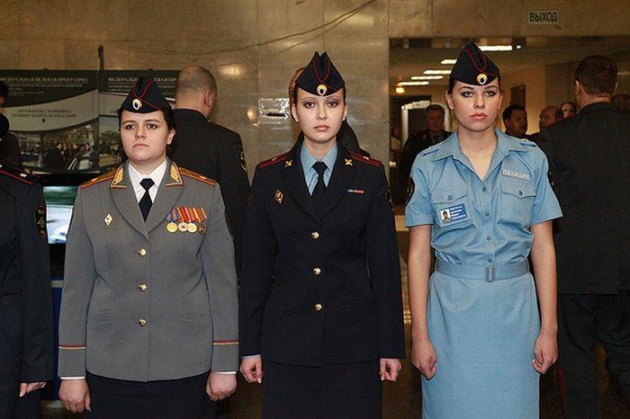 Новая форма российских полицейских (фото) 7 (700x466, 53Kb)