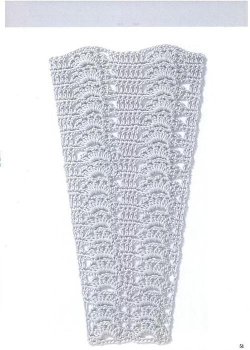 Вязание крючком новых узоров для вязания крючком