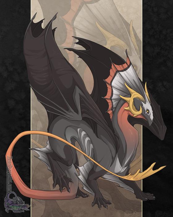 3243458_Death__s_Head_Dragon_by_neondragon (560x700, 113Kb)