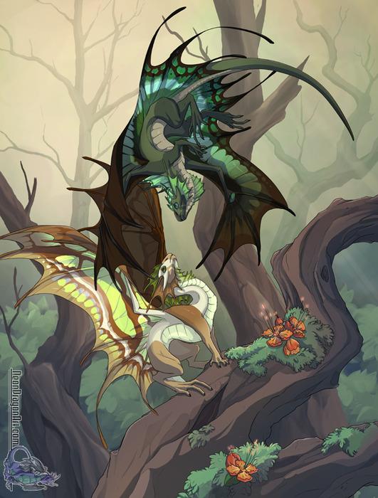 3243458_Fairy_Dragons_by_neondragon (531x700, 140Kb)