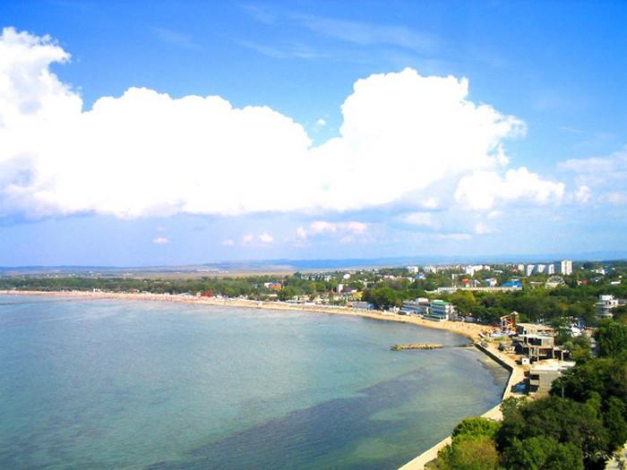 Южный курорт Анапа - фото и факты