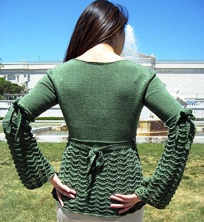 зелен.пуловер1 (400x434, 100Kb)