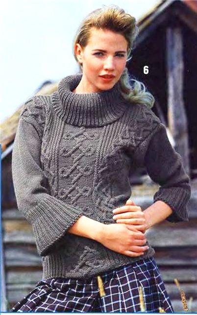 серый свитер (402x640, 59Kb)