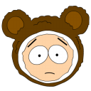 Превью Butters-Mr-Biggles-head-icon (128x128, 12Kb)
