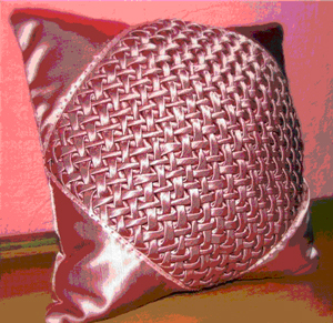 Подушки декоративные своими руками буфы схемы