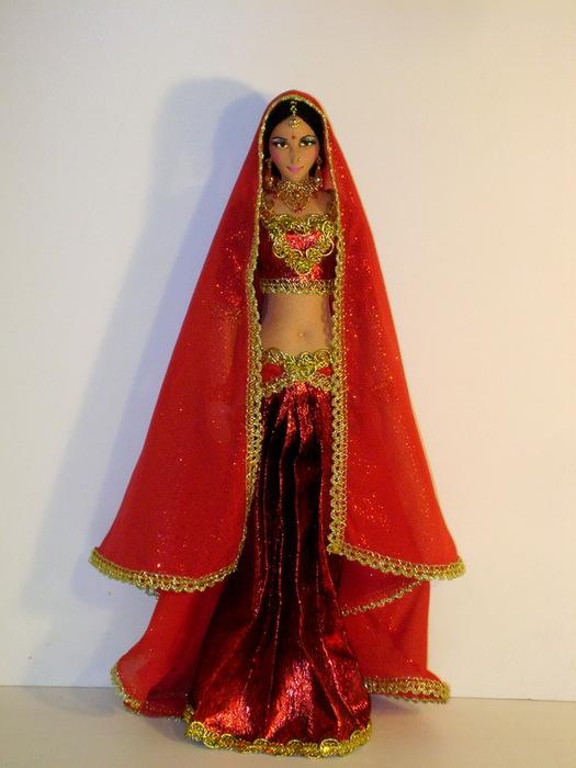 Как сшить платье индианки своими руками