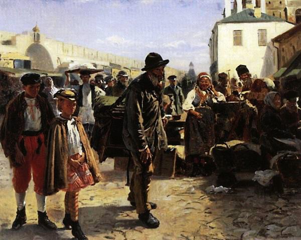 Шарманщик 1879 (600x479, 77Kb)