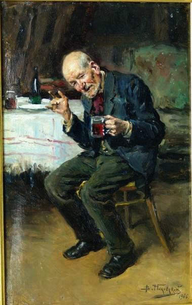 Пьяница (379x600, 54Kb)