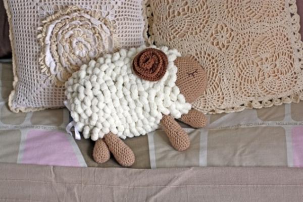 Овца в новый год своими руками фото