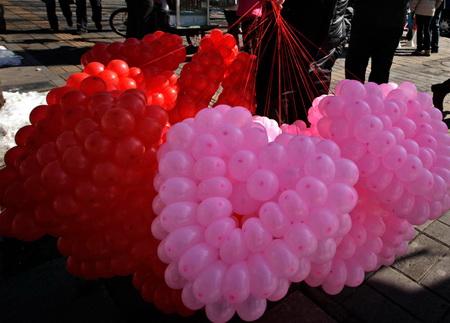 фигурки из воздушных шариков
