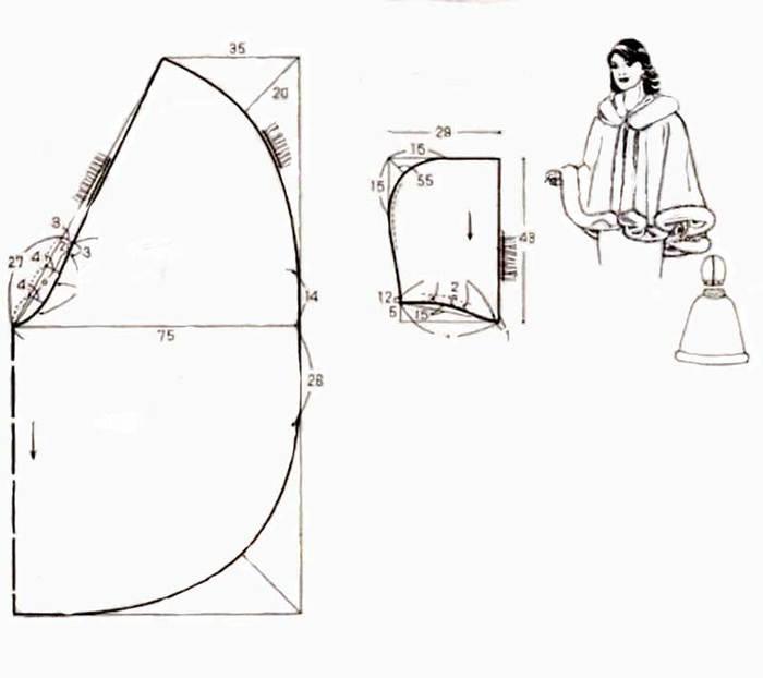 Сшить бархатное платье без выкройки 44