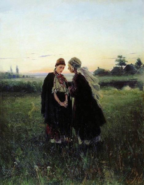 Мать и дочь 1886 (469x600, 58Kb)