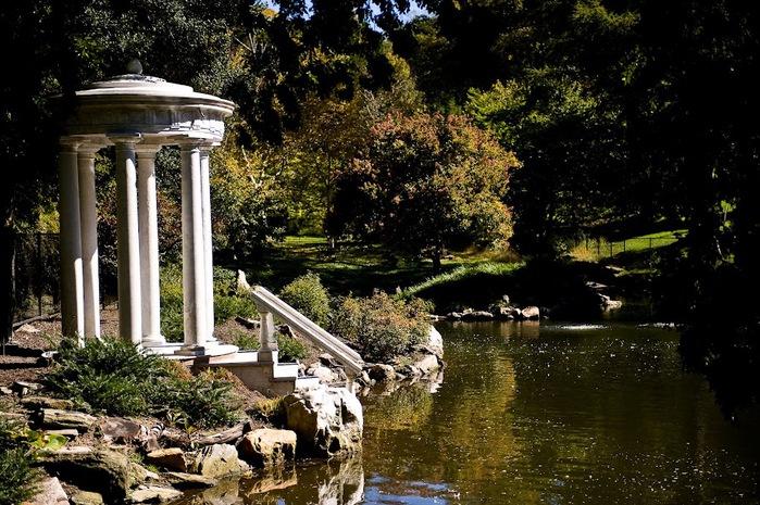 Общественный парк Morris Arboretum, Филадельфия 29321
