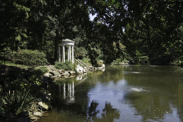 Общественный парк Morris Arboretum, Филадельфия 84353