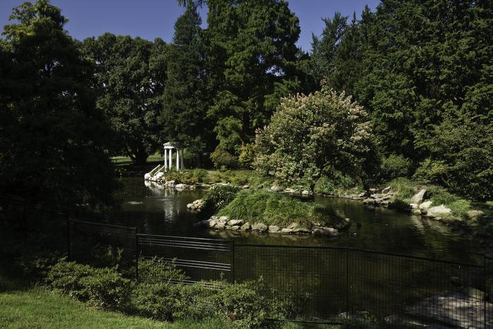Общественный парк Morris Arboretum, Филадельфия 22080