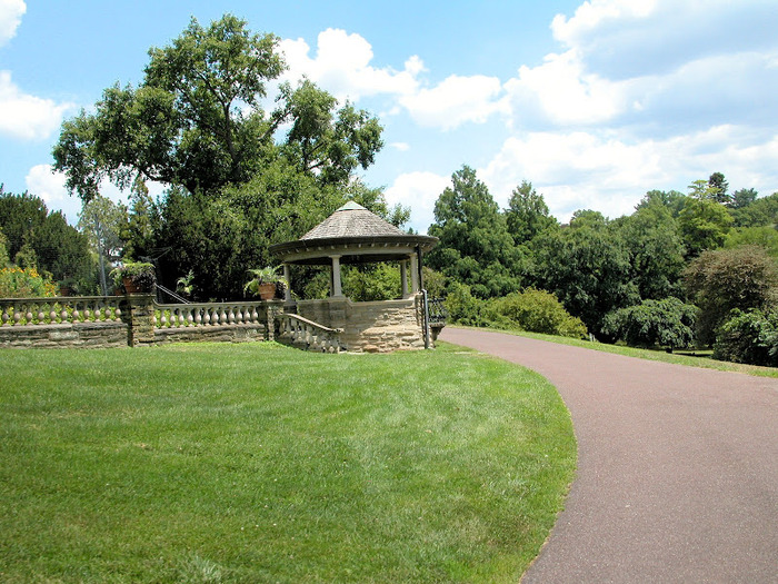 Общественный парк Morris Arboretum, Филадельфия 13289