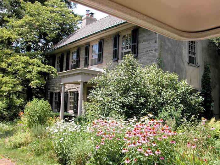 Общественный парк Morris Arboretum, Филадельфия 87768