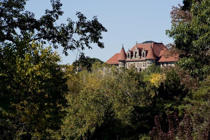 Общественный парк Morris Arboretum, Филадельфия 57150