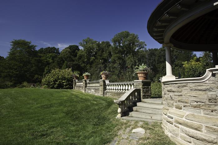 Общественный парк Morris Arboretum, Филадельфия 98423