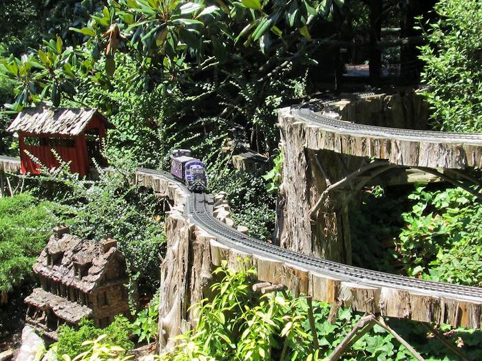 Общественный парк Morris Arboretum, Филадельфия 34168