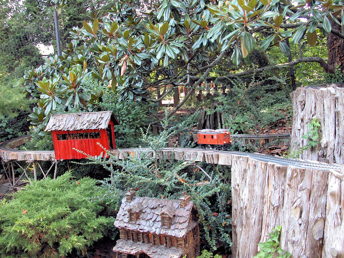 Общественный парк Morris Arboretum, Филадельфия 88572