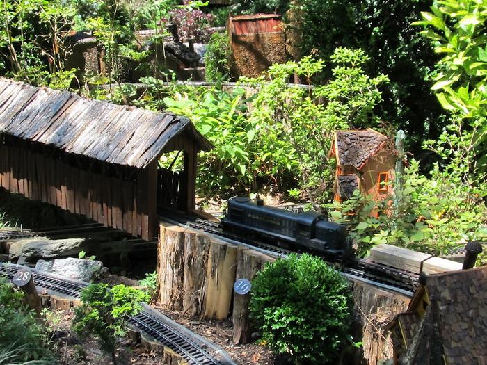 Общественный парк Morris Arboretum, Филадельфия 11235
