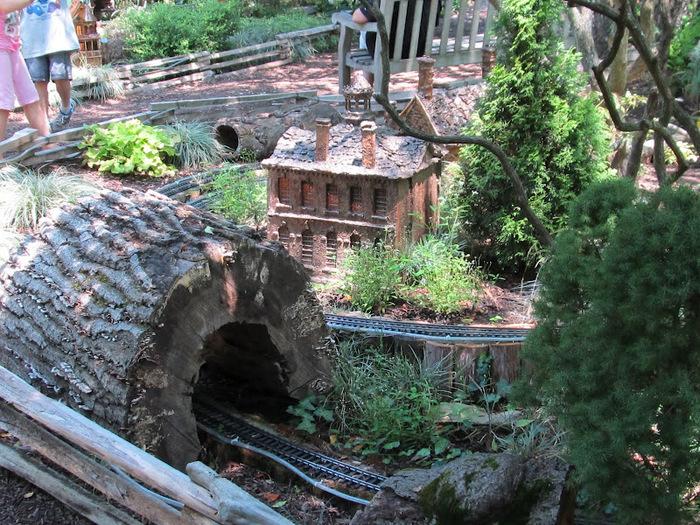 Общественный парк Morris Arboretum, Филадельфия 49881