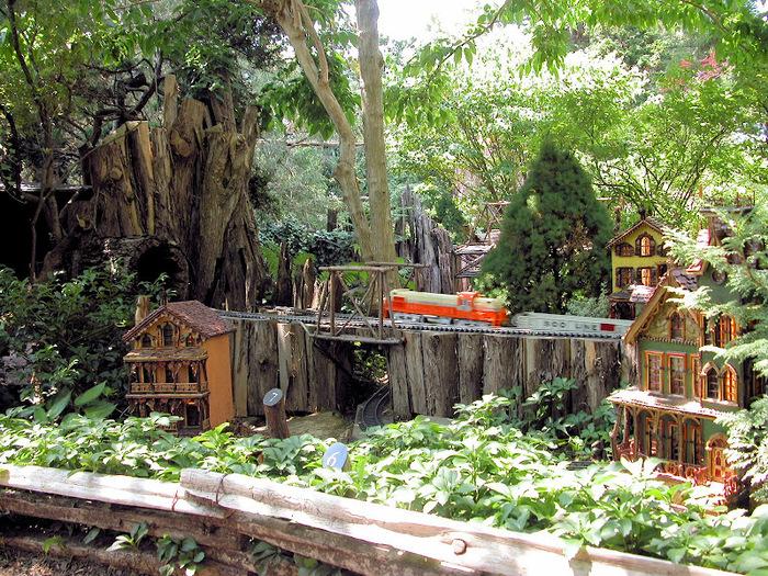 Общественный парк Morris Arboretum, Филадельфия 83518
