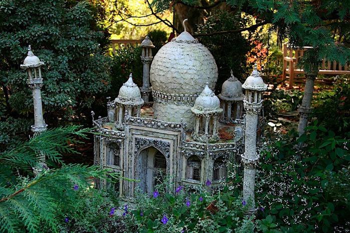 Общественный парк Morris Arboretum, Филадельфия 57960