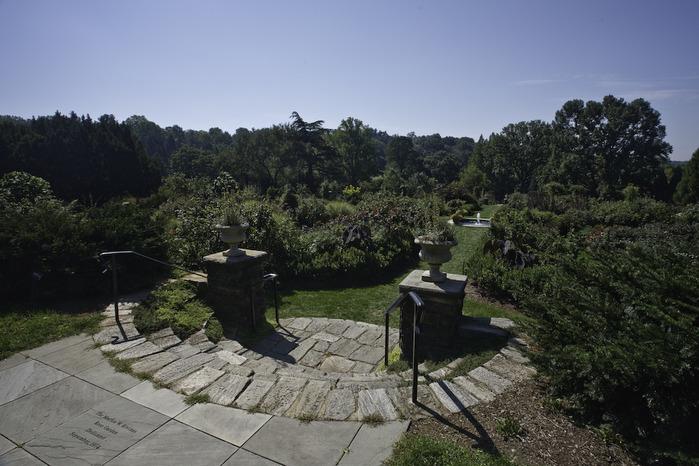 Общественный парк Morris Arboretum, Филадельфия 15915