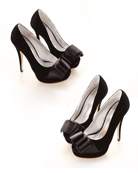 Красивые Черные Туфли