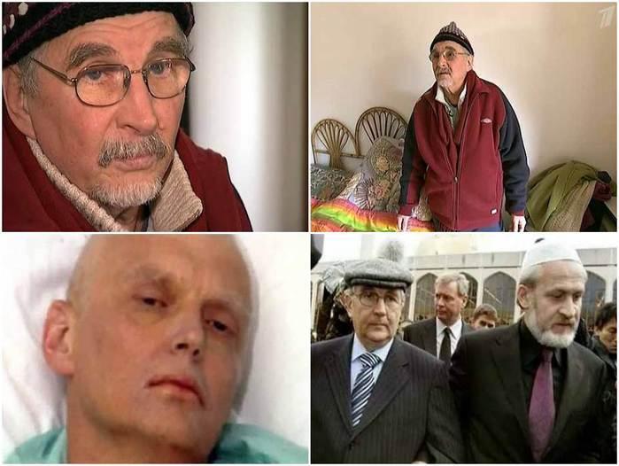 Отец Александра Литвиненко просит прощения