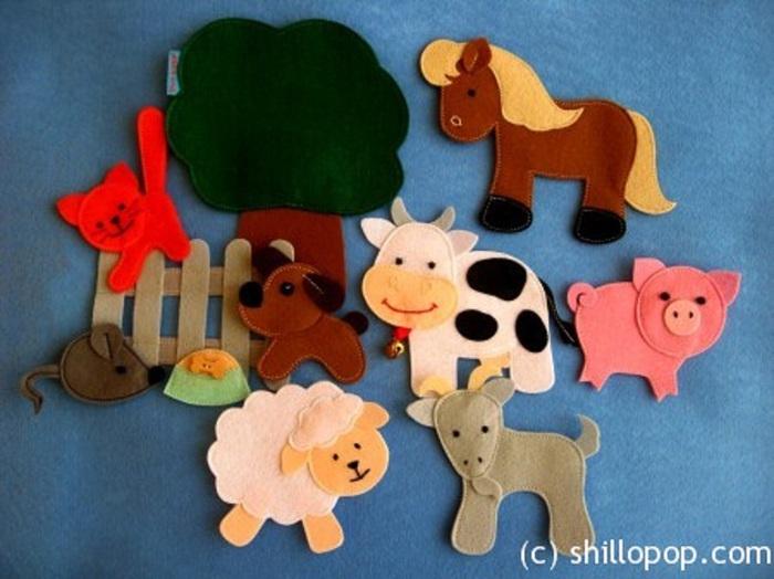 Ферма домашних животных своими руками