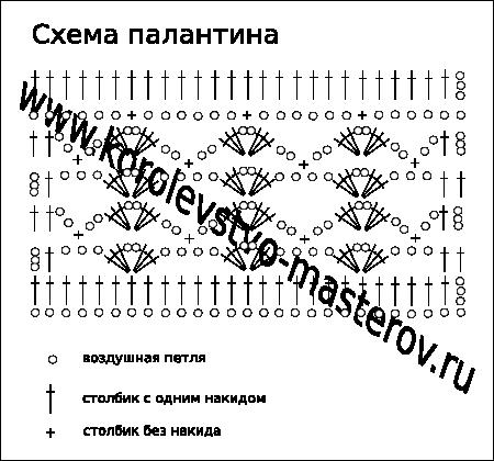 схема палантина (450x420, 59Kb)