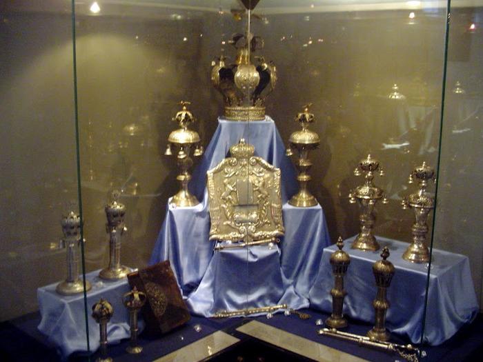 Центральная Синагога Будапешта - Dohany Street Synagogue 73439