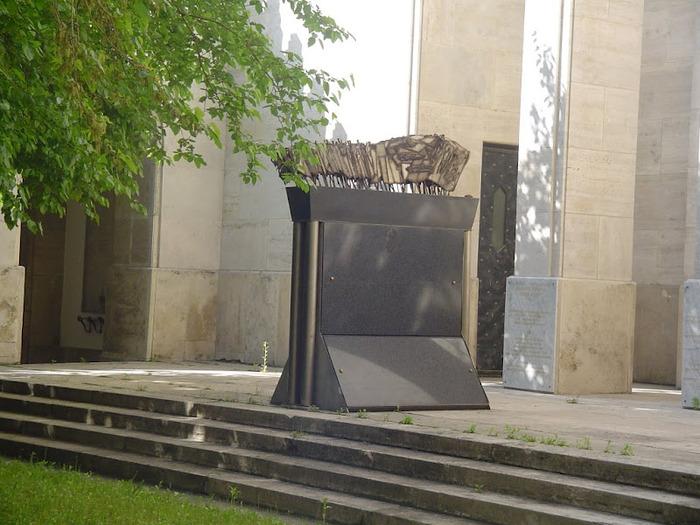 Центральная Синагога Будапешта - Dohany Street Synagogue 68480