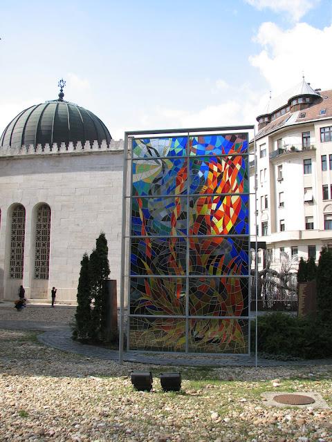 Центральная Синагога Будапешта - Dohany Street Synagogue 22897