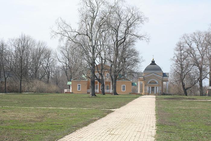 усадьба музей Лермонтова (700x466, 152Kb)