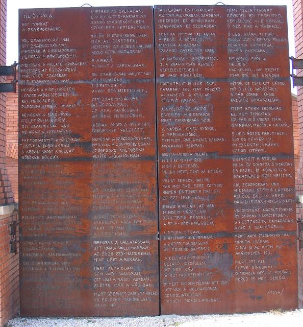 Памятники советского прошлого в Будапеште - Szoborpark 34491