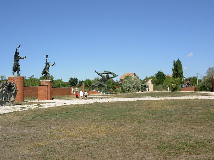Памятники советского прошлого в Будапеште - Szoborpark 51558