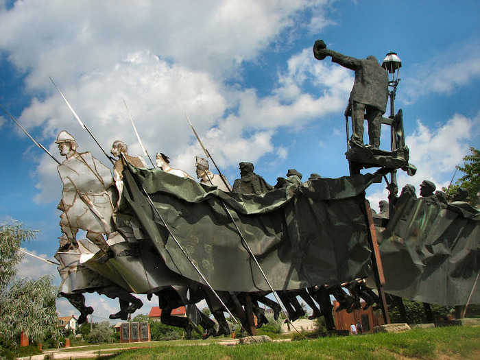 Памятники советского прошлого в Будапеште - Szoborpark 49759