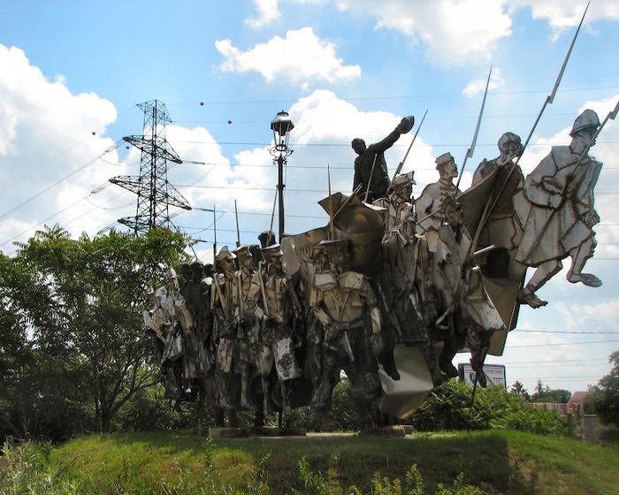 Памятники советского прошлого в Будапеште - Szoborpark 66857