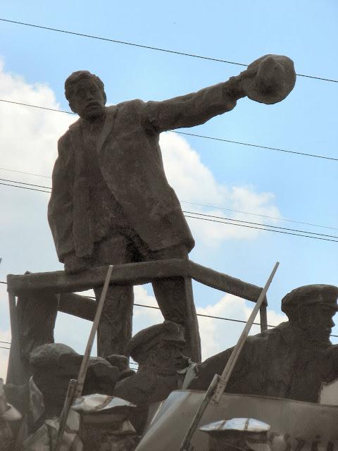 Памятники советского прошлого в Будапеште - Szoborpark 91771
