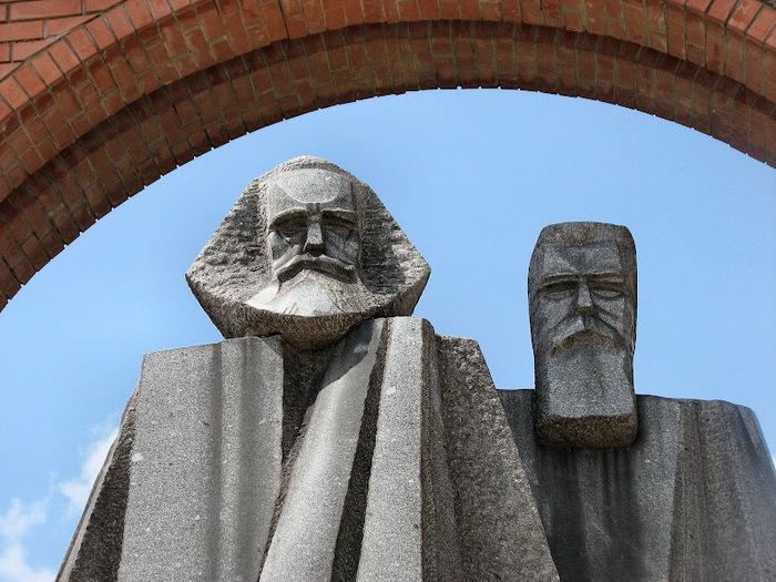 Памятники советского прошлого в Будапеште - Szoborpark 36860