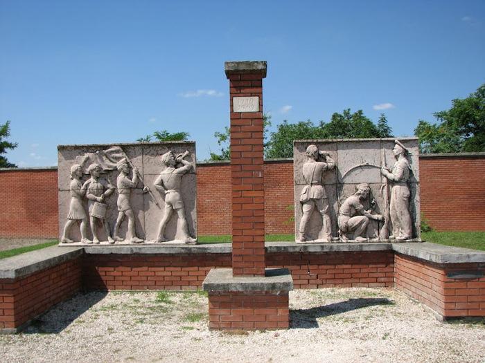 Памятники советского прошлого в Будапеште - Szoborpark 79184