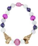 Превью M.C.L. by Matthew Campbell Laurenza chrysocolla, sapphire and enamel necklace (357x433, 62Kb)
